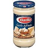 Barilla Pasta Sauce, Garlic Alfredo Sauce, 14.5 Ounce