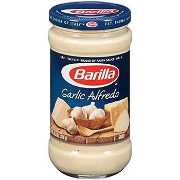 Barilla Pasta Garlic Alfredo Sauce