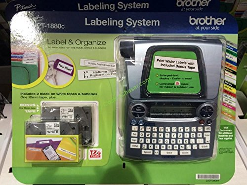 Brother Labeling System PT1880C P-Touch Label Maker