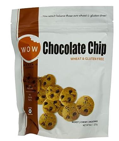 Amazon.com: WOW Baking Company Cookies sin gluten chocolate ...