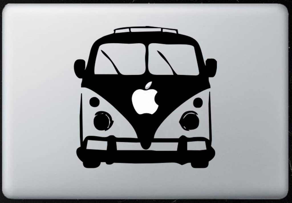 VW Bus - Sticker Decal MacBook, Air, Pro All Models