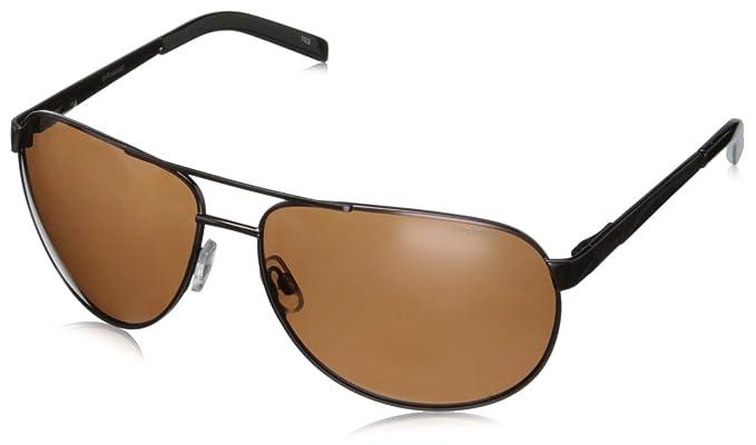 5fc89c2b6a25 Polaroid Sunglasses P4402 Contemporary Polarized 00T HE  Amazon.co.uk   Clothing