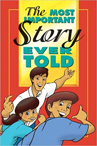 The Most Important Story Ever Told English Spanish French