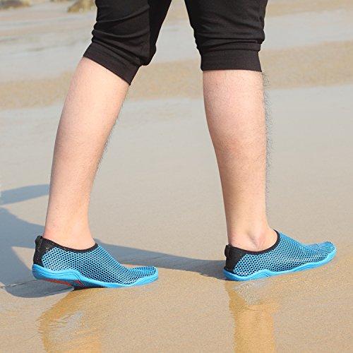 de Plong Chaussettes Fexkean Aquatiques de R18wgaq