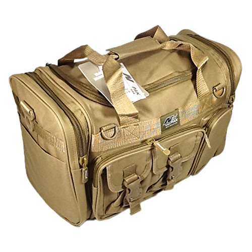 18-1800cuin-NexPak-Tactical-Duffel-Range-Bag-TF118-TAN