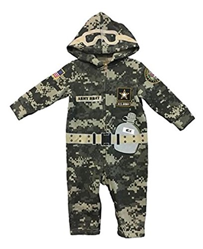 US Army Infant Toddler Brat Camo