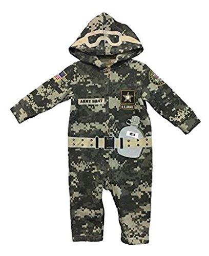US Army Infant Toddler Brat Camo