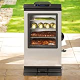 Masterbuilt 20072115 Bluetooth Smart Digital Electric Smoker,...