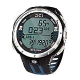 Oceanic OCi Wireless Dive Watch Computer - Watch Only For Scuba Diving -Blue