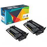 Do It Wiser CF226A Compatible Toner Cartridge for HP LaserJet Pro M402dn M402n M402dw MFP M426fdn MFP M426fdw (3,100 Pages) - 2 pack