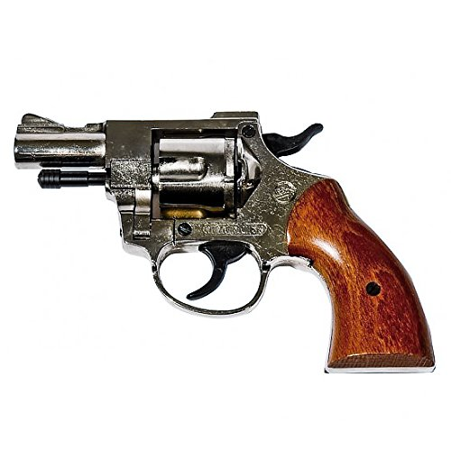 BRUNI leere pistole Revolver NEW L Kaliber 380 0.00 JOULE keine Lizenz