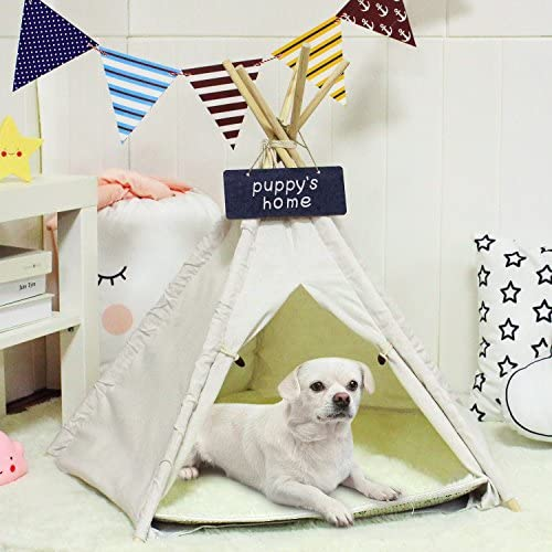Pet Teepee Dog Cat Bed product image