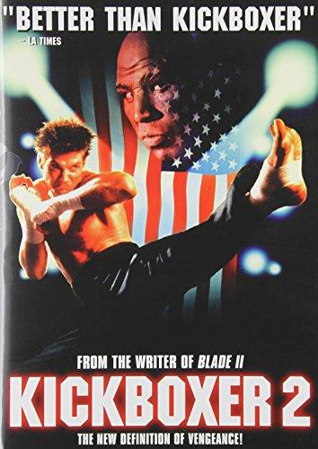 DVD :  Kickboxer 2