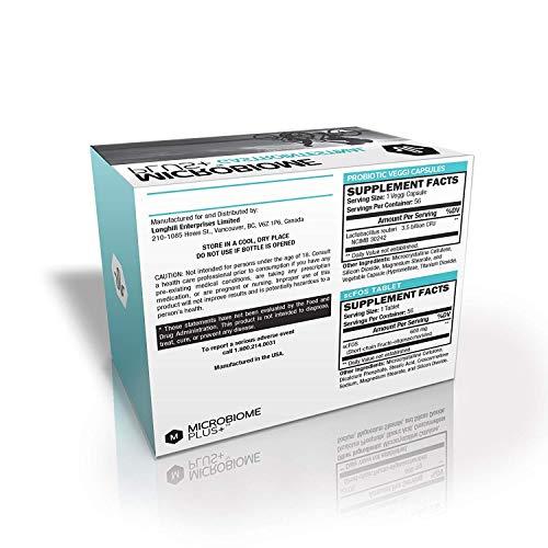Amazon.com: Suplementos digestivos Microbiome Plus+ ...