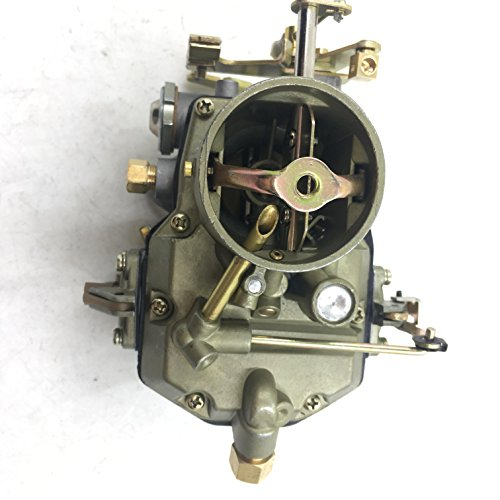 SherryBerg carburettor carb Carburettor replace Autolite 1100 1-Barrel FIT Ford 1963-1967 170 6-Cylinder Carb Hand Manual Choke ()