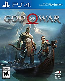God of War - PlayStation 4 Standard Edition (B01GW9GVBY) | Amazon price tracker / tracking, Amazon price history charts, Amazon price watches, Amazon price drop alerts