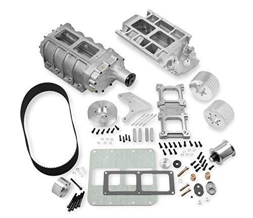 (Weiand 7583 Pro-Street Supercharger Kit)