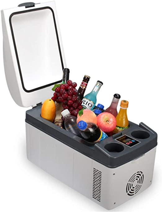 20L Refrigerador portátil Congelador Compresor Compresor Enfriador ...