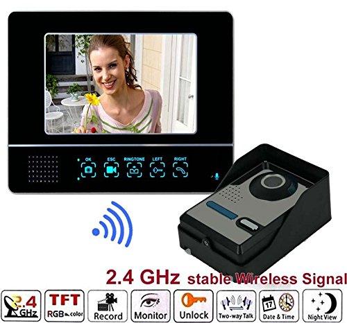 Tarjeta SD SY811FAW11 inalámbrico grabables Videoportero 4G ...