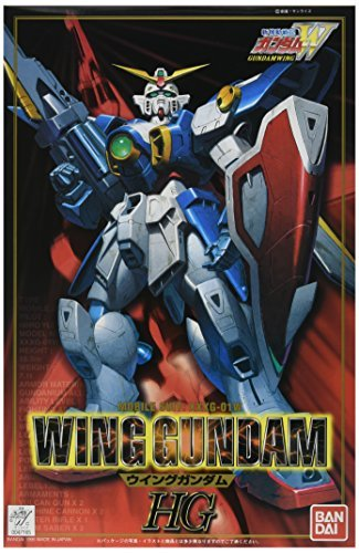 Amazon.com: HG 1/100 xxxg-01 W Wing Gundam (Mobile Suit ...