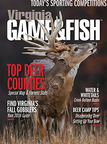 Best Price for Virginia Game & Fish Magazine Subscription