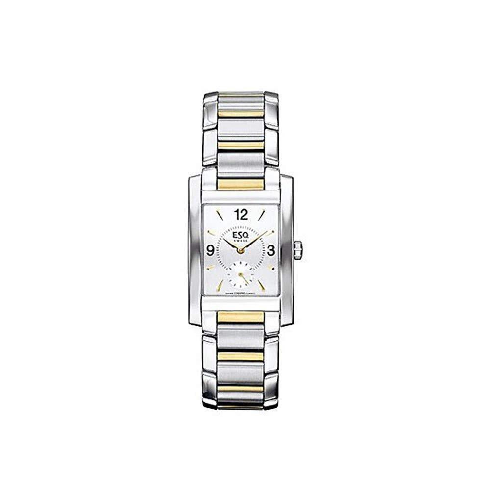 ESQ Venture Quartz Male Watch 07300674 (Certified Pre-Owned)