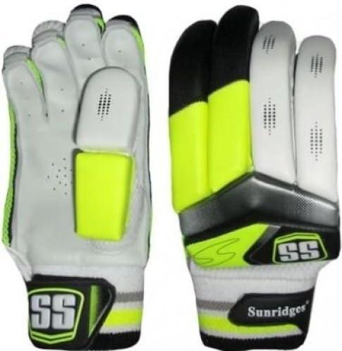 Cricket Batting Gloves Mens Left Pro Level Light Weight