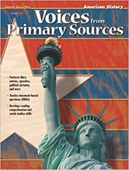 Voices from Primary Sources: Reproducible American History (Vocab in Content Areas)