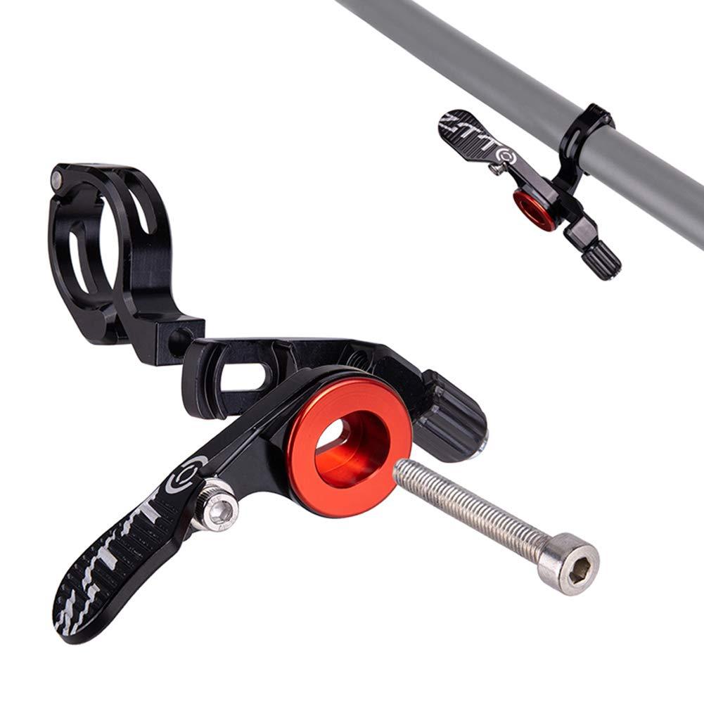JYS365 Adjustable Durable Universal Metal Mechanical MTB Seatpost Dropper Remote Lever Shifter Bike Accessories