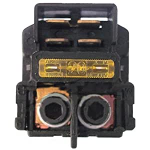 new starter solenoid relay honda vf750 vf 750. Black Bedroom Furniture Sets. Home Design Ideas