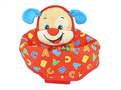 Pads Learn (Fisher Price Jumperoo Replacement Seat Pad (DKY79 Laugh Learn JUMPEROO))