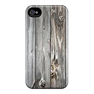 Fashion Tpu Case For Iphone 4/4s- Woods Defender Case Cover