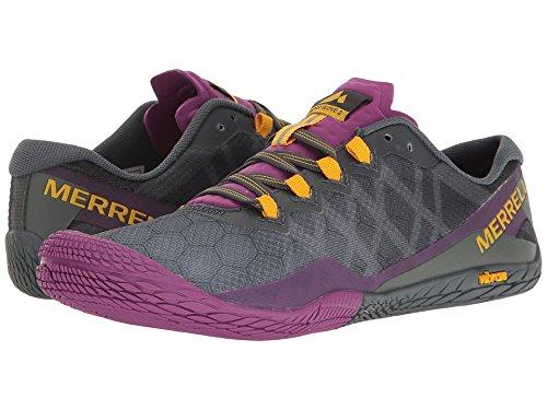 Merrell Women's Vapor Glove 3 Trail Runner, Turbulence, 8 M US