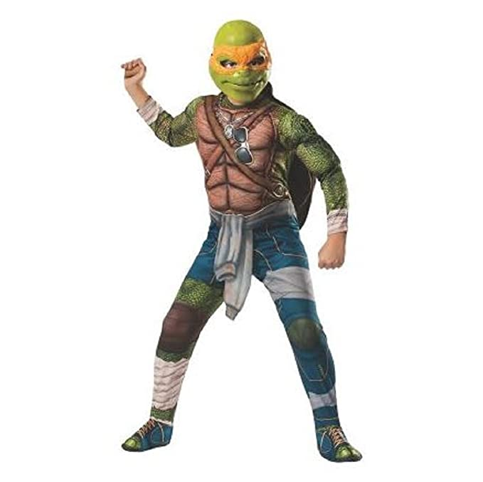Amazon.com: Rubies Michelangelo teenage mutant ninja turtles ...