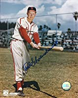 Autographed Red Schoendienst St. Louis Cardinals 8x10 Photo with COA