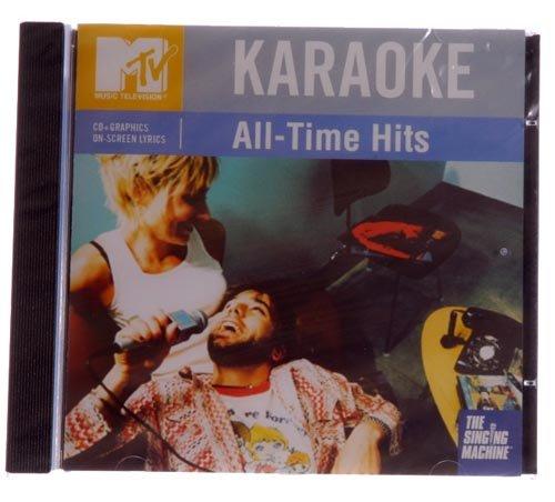 MTV Karaoke All-Time Hits CD+Graphics (The Singing Machine) [UK Import]