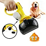 Best poop scooper - Pet Pooper Scooper with Poop Bags 2 in Review