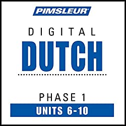 Dutch Phase 1, Unit 06-10