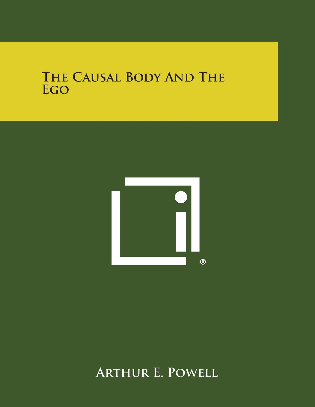 Download The Causal Body and the Ego ebook