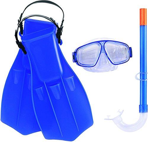 Bestway Junior Diving Set Aviator Style-Set of 4 (Aviator Sonne)
