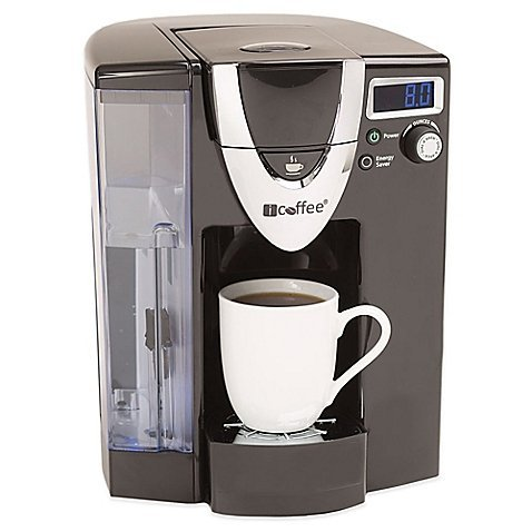 Icoffee Rss600 Opus Single Serve Brewer Provides an Exquisite Cup of Smooth Tasting Coffee Every Time