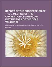 Official Report Proceedings Democratic National Convention