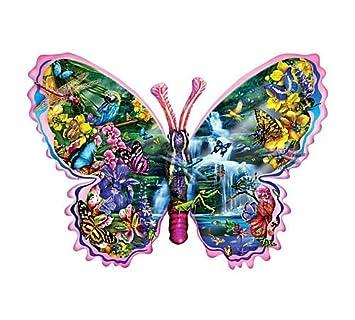 SunsOut Butterfly Waterfall 1000 pc Jigsaw Puzzle 95234