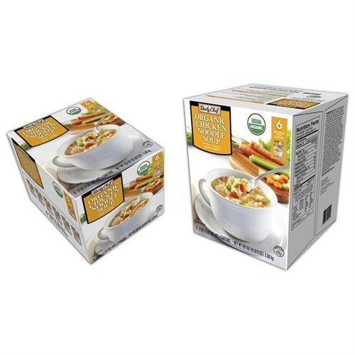 Organic Chicken Noodle individual Cartons