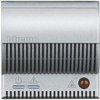 bticino hc4520 repetidor de señal para detectores Gas Señalización Óptico/acústica – Salida Relé con