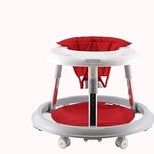 YIAIYAS Andadores for bebés, andadores Plegables, con Freno ...