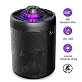 Electronic Mosquito Killer Lamp Zapper USB Powered Silent Insect...