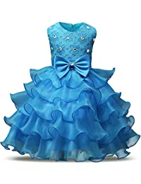Blue dress from the shining kids