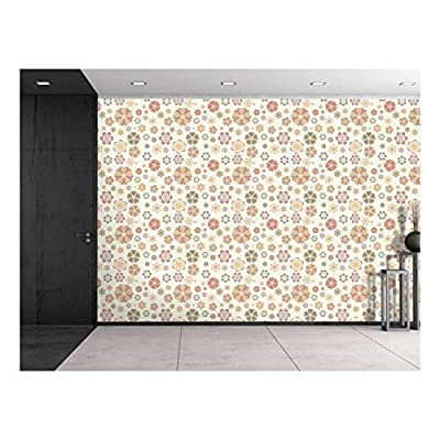 Gorgeous Object of Art, Premium Creation, Large Wall Mural Janpanese Style Pattern Vinyl Wallpaper Removable Decorating
