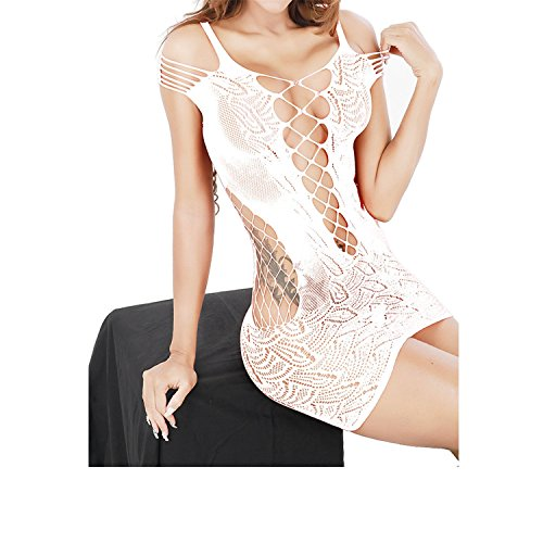 Hyunong New net Skirt Sexy mesh Eye Hollow Sexy net Tight -